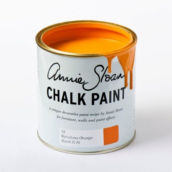 Barcelona Orange - Annie Sloan Chalk Paint